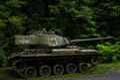 American wwii tank Royalty Free Stock Photo
