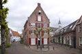Amersfoort, beautiful old Hanseatic city in Netherlands Royalty Free Stock Photo