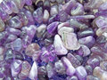 Amethysts Royalty Free Stock Photo