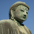 Amida Buddha Royalty Free Stock Photo