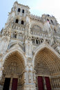 Amiens Cathedral France 4 Stock Image