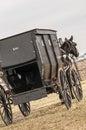Amish,casket,buggy