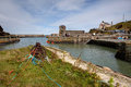 Amlwch Port Royalty Free Stock Photo