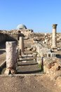 Amman Citadel Royalty Free Stock Photos