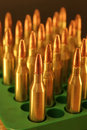 Ammunition background Royalty Free Stock Photo