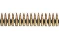 Ammunition belt Royalty Free Stock Photo