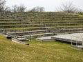 Amphithéâtre de stationnement Photos libres de droits