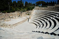 Amphitheater in Kos Stock Photography
