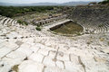 Amphitheatre in Aphrodisias, Aydin Stock Photography
