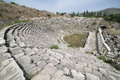 Amphitheatre in Aphrodisias, Aydin Royalty Free Stock Images
