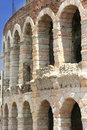 Amphitheatre Arena in Verona, Italy Stock Photography