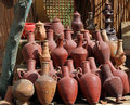 Amphoras Royalty Free Stock Photos