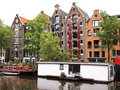 Amsterdam Royalty Free Stock Images