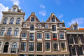 Amsterdam buildings Royalty Free Stock Image