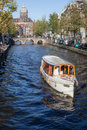 Amsterdam gracht in middle age was a fisherman village from this village the inhabitants built a city on a channel system which in Royalty Free Stock Image