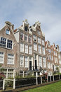 Amsterdam houses Stock Images