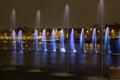 Amsterdam Light Festival 2016 - Arco Royalty Free Stock Photo