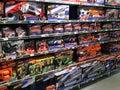 NERF foam toy guns