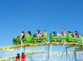 Amusement park Royalty Free Stock Photo