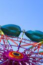 Amusement park Stock Image