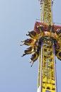 Amusement Ride Royalty Free Stock Photography