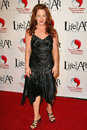 Amy davidson at the red party to benefit the life through art foundation hosted by the cast of simple rules shrine auditorium los Royalty Free Stock Photos