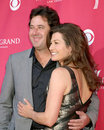 Amy Grant, Vince Gill Royalty Free Stock Photos
