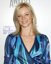 Amy smart genesis awards beverly hilton hotel beverly hills ca march Royalty Free Stock Images