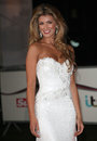 Amy willerton arriving for the sun military awards at greenwich maritime museum london picture by alexandra glen featureflash Royalty Free Stock Photography