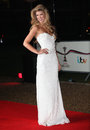 Amy willerton arriving for the sun military awards at greenwich maritime museum london picture by alexandra glen featureflash Royalty Free Stock Photo