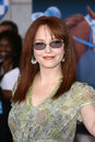 Amy yasbeck at the secretariat los angeles premiere el capitan hollywood ca Stock Photography