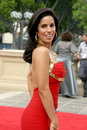 Ana ortiz alma awards pasadena civic auditorium pasadena ca june Stock Photography
