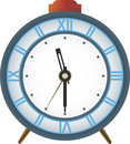 Analog clock Royalty Free Stock Photography