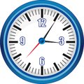 Analog clock Illustration Stock Photography