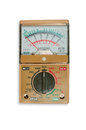 Analogic Volt-ohm metermultimeter Royaltyfri Bild