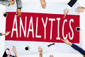 Analytics Analysis Data Information Planning Statistics Concept