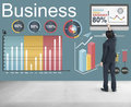 Analytics Business Statistics Data Strategy Concept Royalty Free Stock Photo