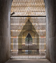 Ananda Monastery Gate Royalty Free Stock Photo