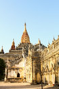 Ananda Temple in Bagan,Burma Royalty Free Stock Photo