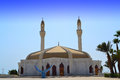 Anani Mosque in jeddah close up Stock Photos