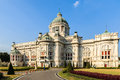 The ananta samakhom throne hall residence original of dusit palace taken from name of royal in palace built in reign of Royalty Free Stock Photography