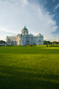 Ananta Samakhom Throne Hall Yard V Stock Image