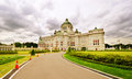 Ananta Samakom Throne Hall Stock Photography