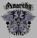 Anarchy Royalty Free Stock Photo