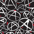 Anarchy repeating wallpaper.