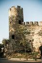 Anatolia Fortress Royalty Free Stock Photography