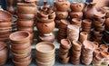 Anatolian Earthenware Pot Royalty Free Stock Photo