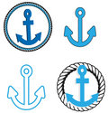 Anchors Royalty Free Stock Image