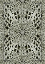 Ancient Arabesque Ornament Stone Artwork Royalty Free Stock Photo
