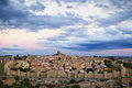 Ancient Avila Spain Stock Photos